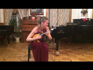 Анастасия Захарова Каприс Цыганкова ( Финал)
