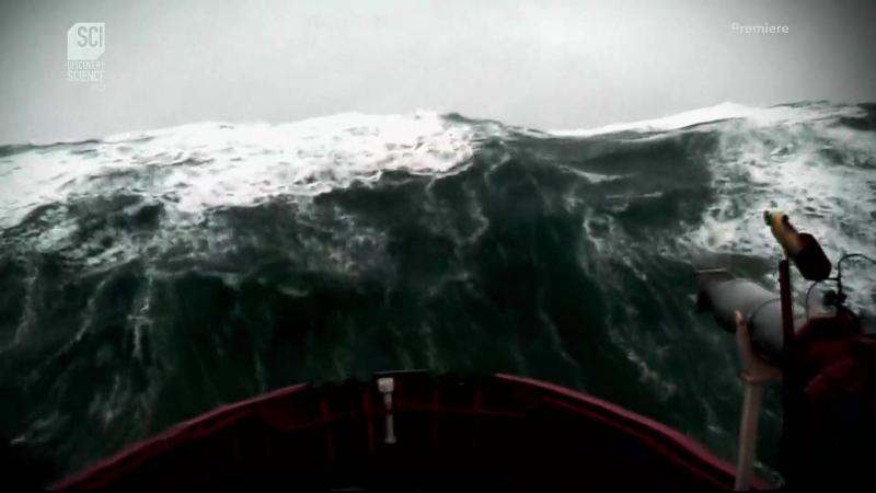 Загадочные исчезновения 3 серия Призрачный корабль пустыни Волны убийцы блуждающие волны 2018 Discovery Science HD