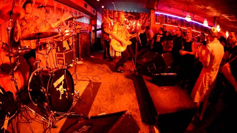The Quakes - Rocker - 1210 Stuttgart - 31.12.12
