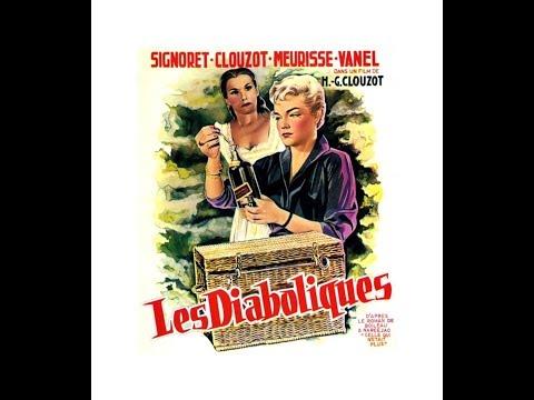As Diabólicas (1955), de Henri G. Clouzot, filme clássico de suspense, completo em HD e legendado