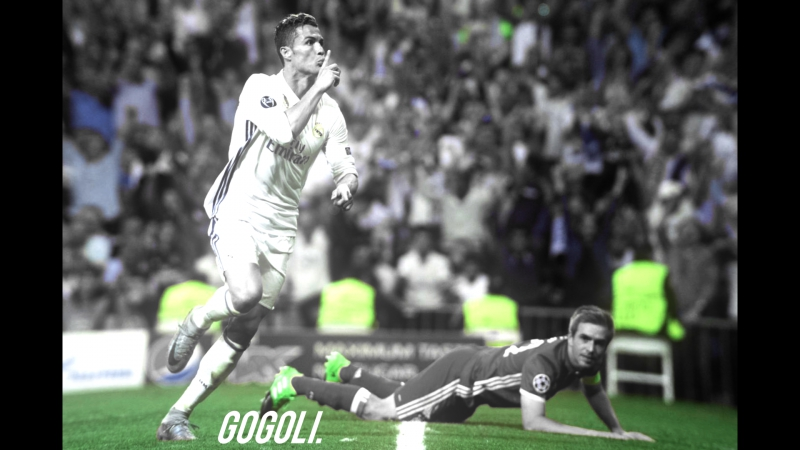 Cristiano Ronaldo Goal Vs Bayern UCL   GOGOLI   Empire