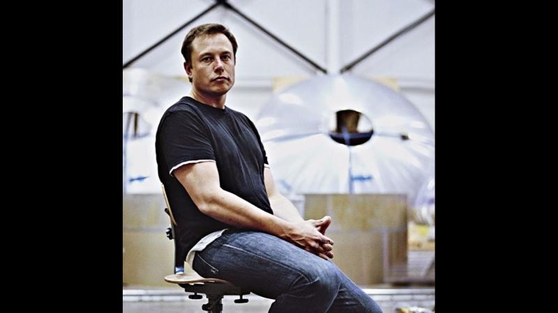 Илон Маск построит дракона-киборга