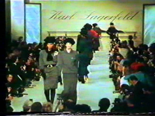 Fashion Winter 1985/86, Summer 1986, Winter 1986/87