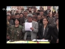 Afrin Denkmäler zerstört Häuser geplündert