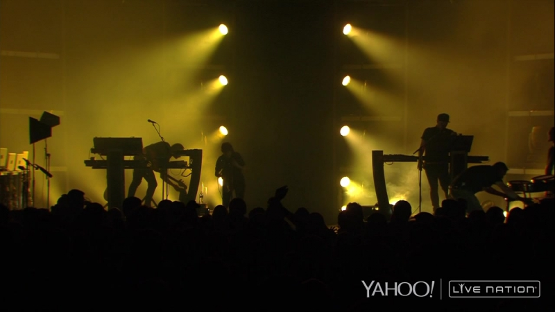 Chvrches The Fillmore Charlotte North Carolina 2015