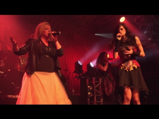 EXIT EDEN 'Incomplete' (Backstreet Boys Cover) LIVE @ HH Metal Dayz Full HD
