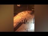 Толпа избила водителя в Петербурге