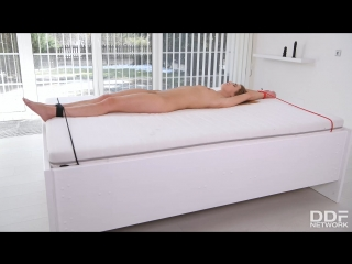 Teen tied up and fucked - alexis crystal