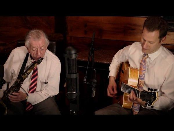 After You've Gone - Larry McKenna (sax) Pete Smyser (guitar) jazz duo