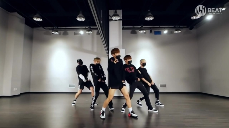[180222] H.O.T - We are the future Dance practice (by A.C.E )
