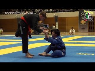 Roger Gracie Cup 2018 Tokyo black belts 3