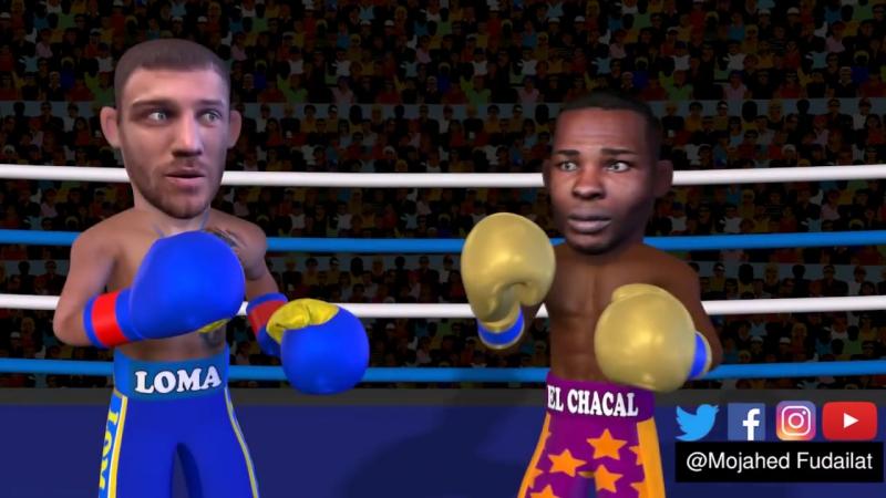 Lomachenko defeat Rigondeaux by NO MASS Decision