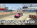 Broughy1322 Fastest Sports Cars Hotring Sabre GB200 - GTA 5 Best Fully Upgraded Cars Lap Time Countdown