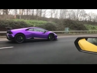 Mr Lelong - Purple Performante in viola parsifae  @lambo.gman