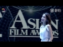 Yoona's speechless at the12th Asian Film Awards (рус.саб)