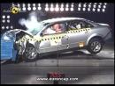 Euro NCAP _ Audi A4 _ 2001 _ Crash test