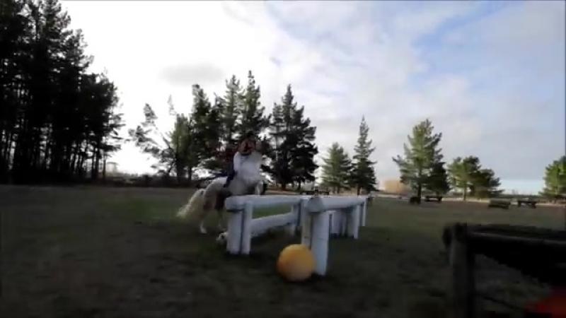 Huge bare back jumping Free Riding Alycia Burton Go Pro