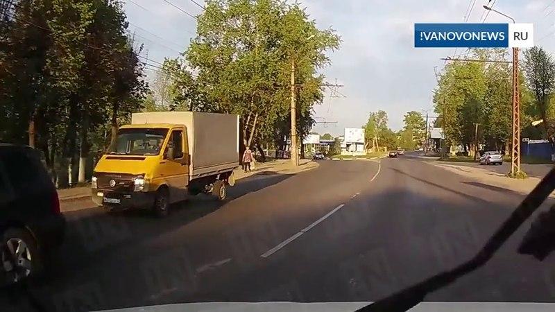 Иваново Сбили пешехода / ДТП произошло 16 мая в Кохме.