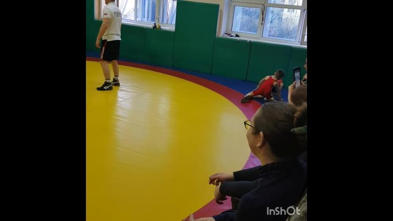 26.04.2018 Открытая тренеровки по Греко-римской борьбе
