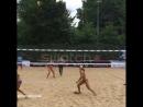 Классный розыгрыш для пляжного волейбола