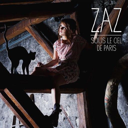 zaz альбом Sous le ciel de Paris