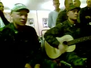 3 рота охраны Г.Власиха в/ч 95501