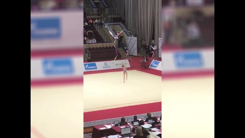 Отборочные соревнования по гимнастике