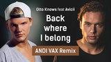 LP &amp Otto Knows feat Avicii - Back where I belong (ANDI VAX Remix)