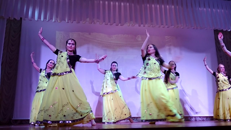 Концерт Назад в Индию3