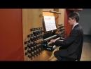 684 J S Bach Christ unser Herr zum Jordan kam BWV 684 a 2 Clav e Pedale Daniel Bruun