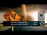 Tornado (Original Mix) - Agressor Bunx (Insane)
