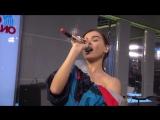 Елена Темникова вживую исполнила песню Импульсы Города (#LIVE Авторадио)