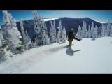 Рай для сноубордиста