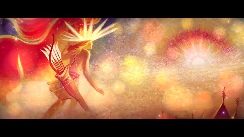 Славянский крест клип Вячеслав Лазаренко Омск Плач по миру 2017 муз