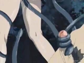 [Хентай] Дьявольский Ангелочек Джибрил / Jiburiru the Devil Angel 2