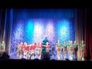 Танец Коротышки, КЦ у Финляндского, 16.12.2017г.😊