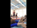 Акробатика шпагат
