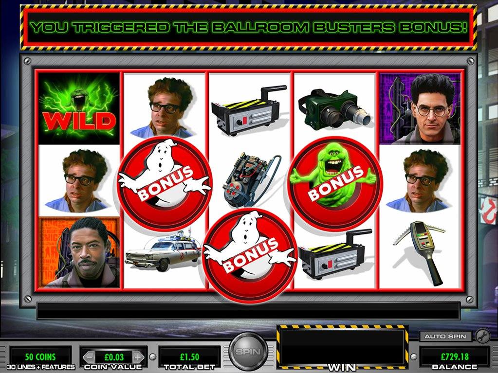 Игра-головоломка Ghostbusters - подробная информация и бесплатная онлайн-версия