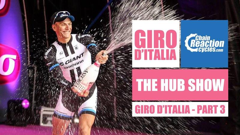 The Hub Show at the Giro dItalia Big Start 2014 - Part 3