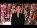 180415 Поздравительное видео-сообщение от Соджин