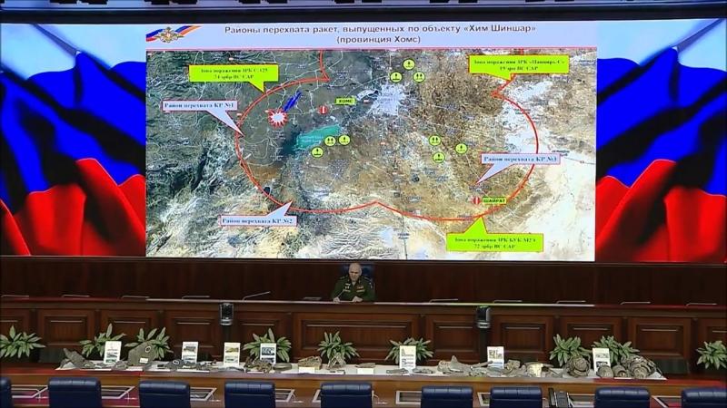 Die Russen bringen nach Moskau 2 US-Raketen aus Syrien - die USA lügen ohne Ende