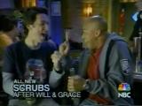 December 2003 - Promos for Will  Grace  Tara Reid on Scrubs