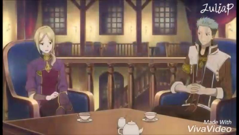 Красноволосая Принцесса Белоснежка   Кики и Мицухиде