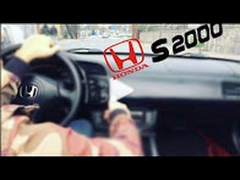 Honda S2000 – İLE HUNHARCA GEZMEK ARAÇ İÇİ CAMERA