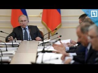 Путин на Заседании наблюдательного совета АСИ