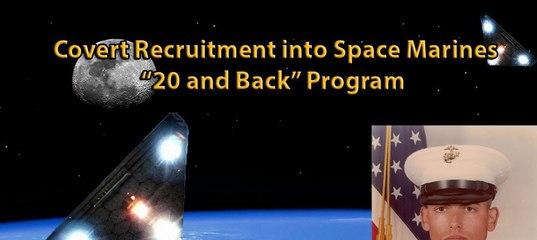 Обновление секретной космической программы: новый осведомитель из программы «20 и обратно» через Майкла Салла  XTlWQXavSbw