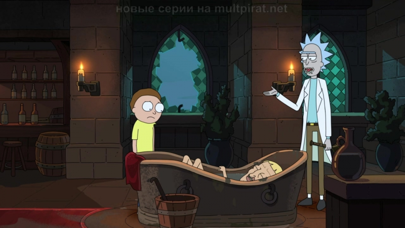 Рик и Морти - 3 сезон 2 серия