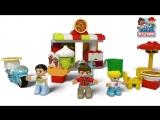 Набор LEGO DUPLO «Пиццерия»