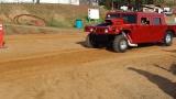 Hummer H1 с двигателем 3000л.с.