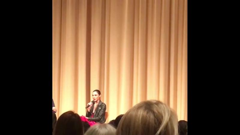 Закрытый показ фильма «Чудо-Женщина» для членов Гильдии киноактеров США в Лос-Анджелесе | 21 октября 2017